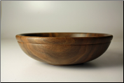 "10"" BLACK WALNUT BOWL 1150 (SKU: BWB30X100-1150)"