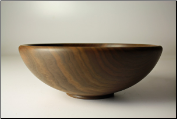 "9"" BLACK WALNUT BOWL 1151 (SKU: BWB35X90-1151)"