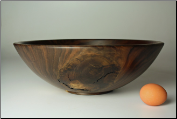 "14.5"" BLACK WALNUT BOWL #1142 (SKU: BWB50X145-1142)"