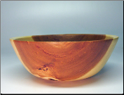 HICKORY WOODEN BOWLS