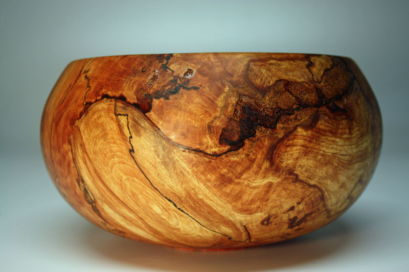 OILED COPPER BEECH BOWL
